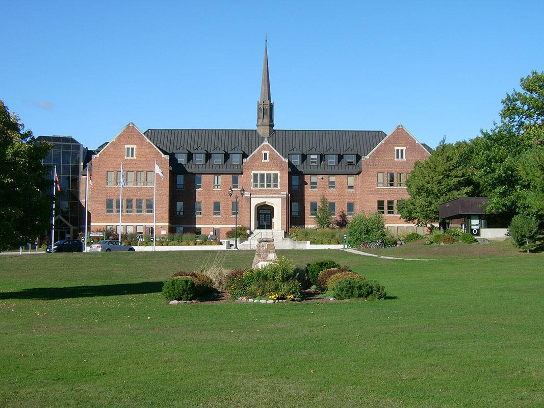 Algoma University Campus Building